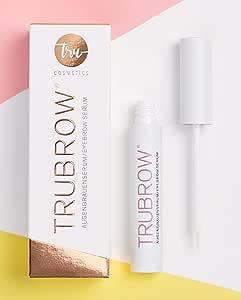 TRUCOSMETICS - Suero de cejas/suero fuerte para pestañas | Cejas tupidas y fuertes/pestañas largas y densas | 5 ml