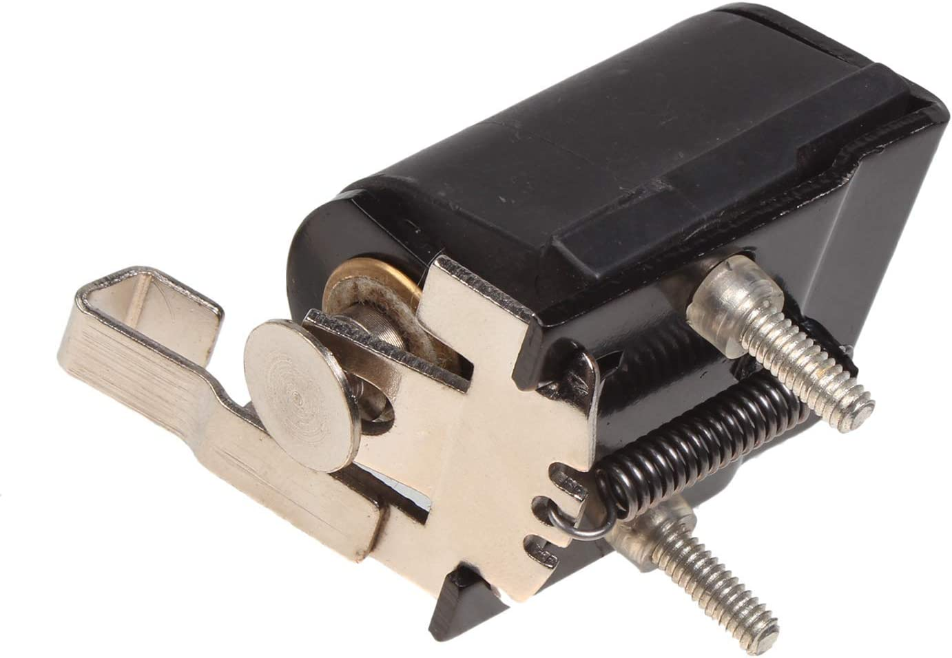 FridayParts 12V Injection Pump Shut Off Solenoid for Stanadyne Roosamaster 6.2 6.9 7.3 5.7 6.5
