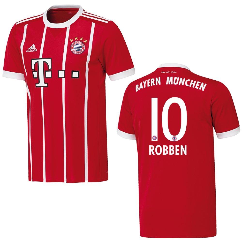 Adidas Bayern Trikot Home Kinder 2018 - Robben 10