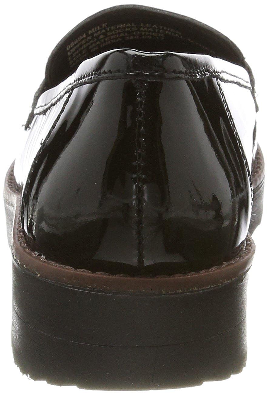 Carvela (schwarz) Damen Mile Slipper Schwarz (schwarz) Carvela 9e723a
