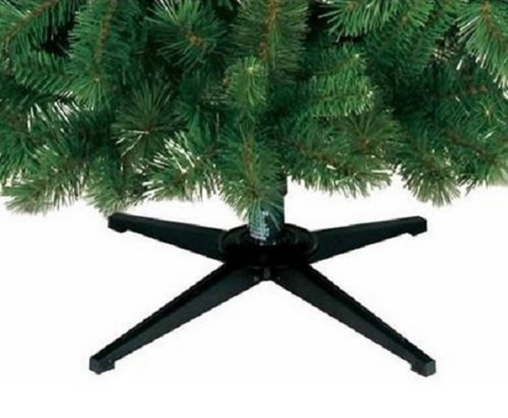amazoncom holiday time unlit 75 donner fir artificial christmas tree home kitchen - Holiday Time Christmas Tree
