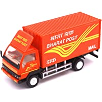 Amisha Gift Gallery Centy Toys Pull Back Action Bharat Post Truck Vehicle Playset for Kids Toy Truck Container