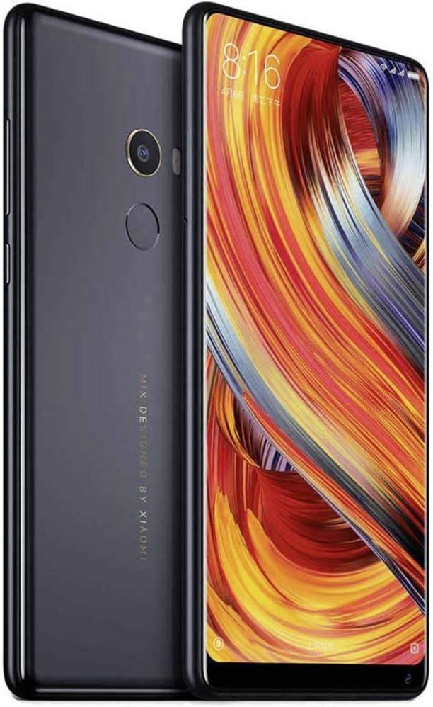 Xiaomi Mix 2 Dual SIM 128GB 6GB RAM Ceramic Black: Amazon.es ...