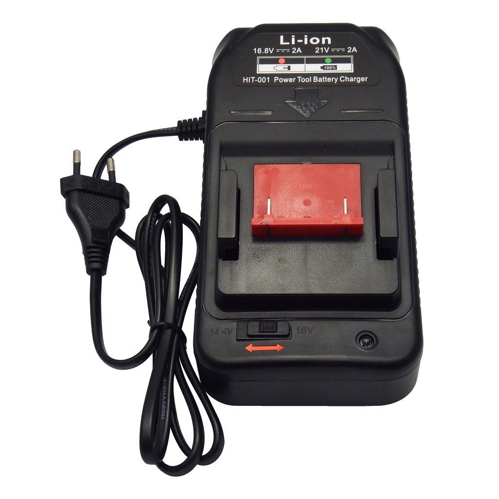 Bsl1830 Eu Homyl Batterie Chargeur Li-ion Accessoires Pour Hitachi 14.4v-18v Bsl1430