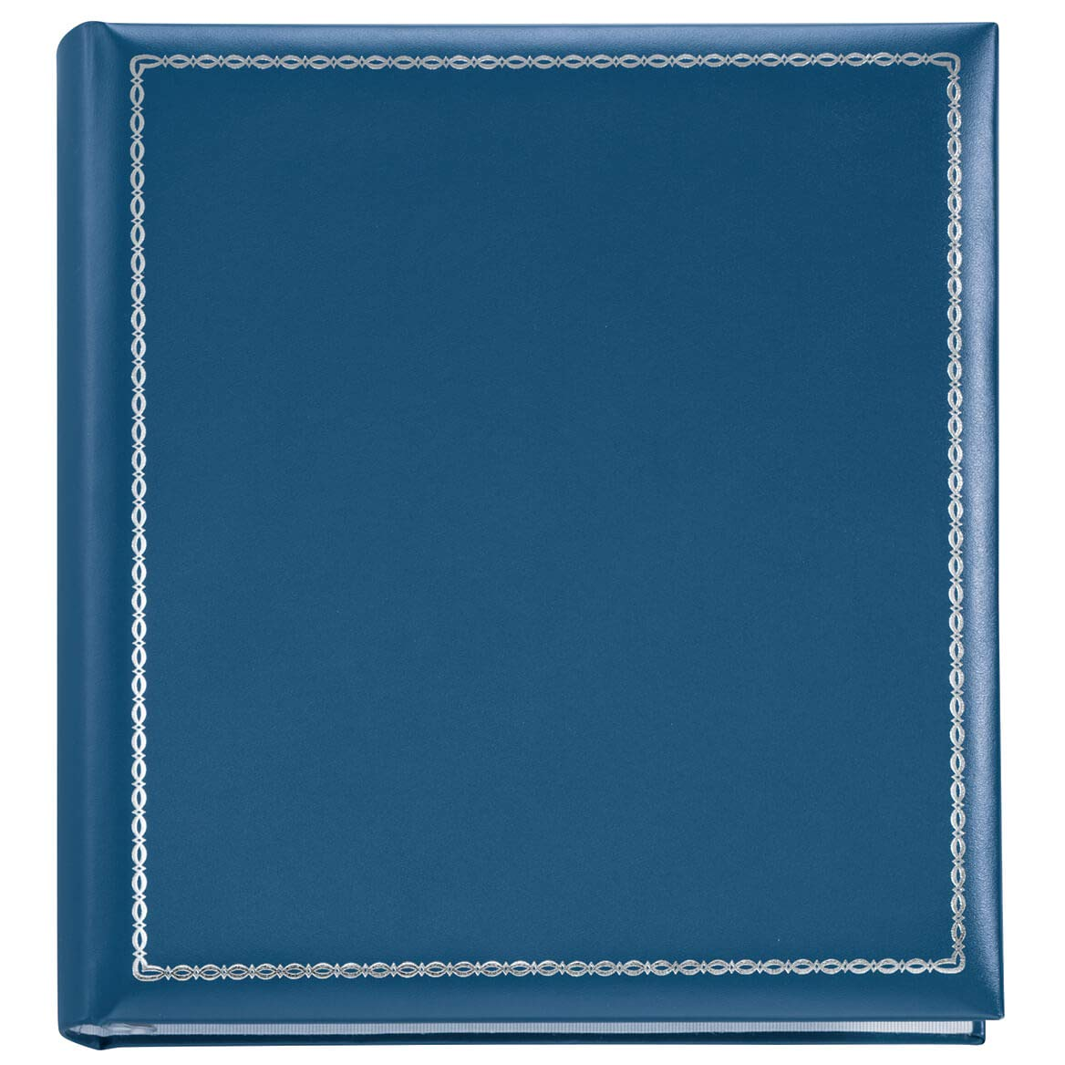 Exposures Felicity 3-Ring Photo Album Gift Set, Blue