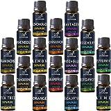 ArtNaturals Aromatherapy Top-16 Essential Oil Set, 16x10ml