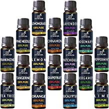 ArtNaturals Aromatherapy Top-16 Essential Oil Set, 16x10ml