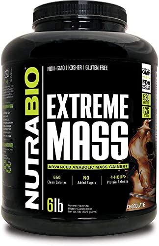 Moab – Muscle Builder Unflavored