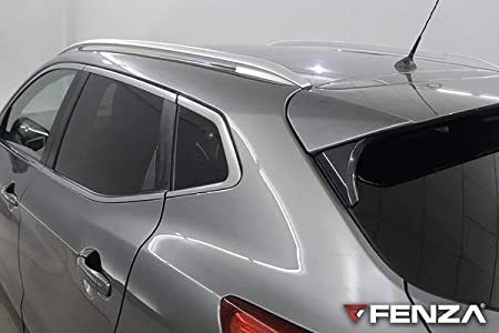 Amazon.com: Barras de techo para 14 – 16 Nissan Qashqai ...