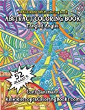 Tangled Angles: A Kaleidoscopia Coloring Book: An Abstract Coloring Book