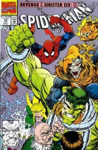 Spider-man, Vol. 1, No. 19, Feb. 1992, Revenge of the Sinister Six, Part 2 (Spider Man Revenge Of The Sinister Six)