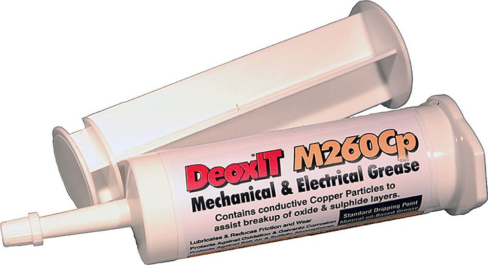 DeoxITM260 Grease M260Cp, syringe (use with DGG-50) copper - M260-C2C