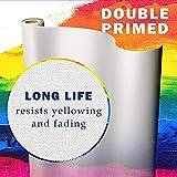 VViViD Double Primed Cotton Canvas Roll Choose Your