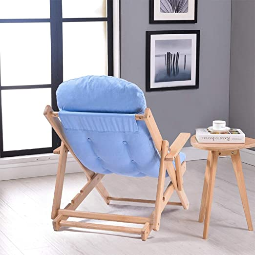 Sillones reclinables Azules Ajustables for sillones for ...