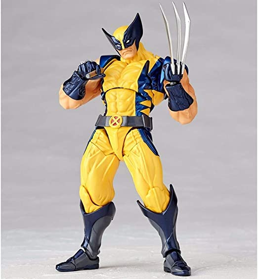 NEW Marvel Comics X-MEN Wolverine 1//10th ARTFX PVC Figure Statue Model Toy Gift