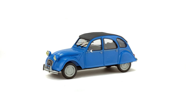Neu Solido 421436320-1//43 Citroen 2Cv6 1978 Blau