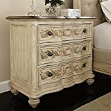 3-Drawers Bachelor Chest