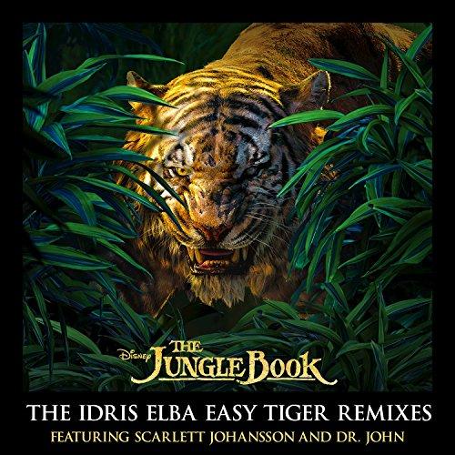 The Jungle Book: The Idris Elba Easy Tiger