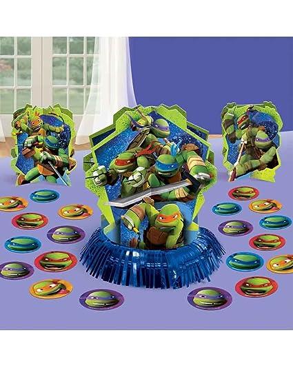 Amazon.com: TMNT Teenage Mutant Ninja Turtles Table [2 ...
