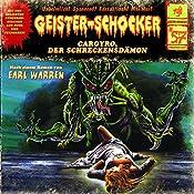 Cargyro, der Schreckensdämon (Geister-Schocker 57) | Earl Warren