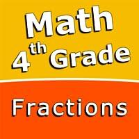 Fourth grade Math skills - Fractions