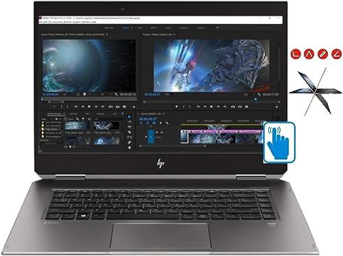 HP ZBook Studio x360 G5