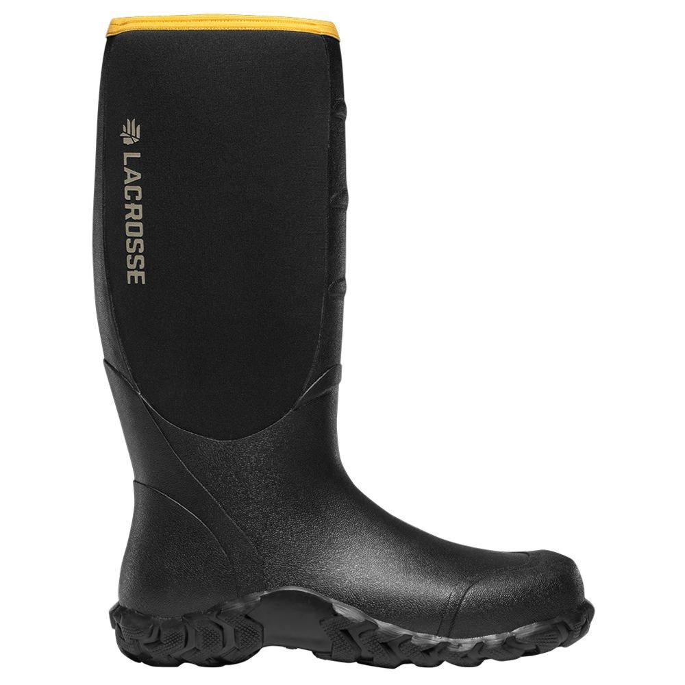 高価値セリー LacrosseメンズアルファLite Size 5 mmブーツ Size 8 8 mmブーツ ブラック B00US01NA8, クロネコeショップ:83d5ba52 --- a0267596.xsph.ru