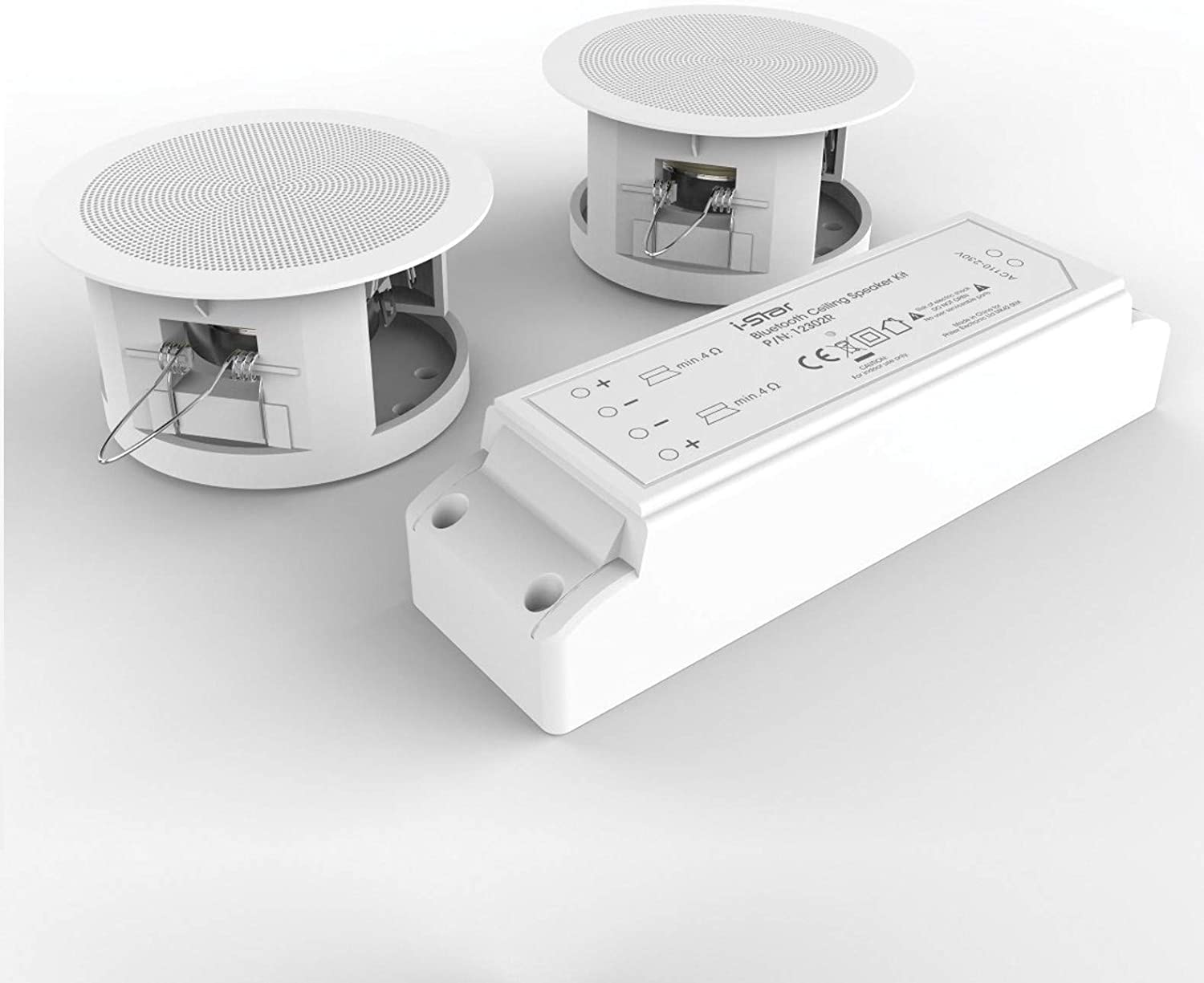 i-Star Bluetooth Altavoces de Techo Kit Completo