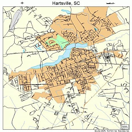 Amazon.com: Large Street & Road Map of Hartsville, South ... on sc airport map, sc railway map, sc island map, sc town map, sc agriculture map, downtown charleston sc attractions map, historic downtown charleston map, sc water map, sc route map, sc green map, sc state map, sc viper map, sc hotel map, sc interstate map, sc counties highway map, south ga cities map, sc flood maps, sc mining map, sc house map, south carolina map,