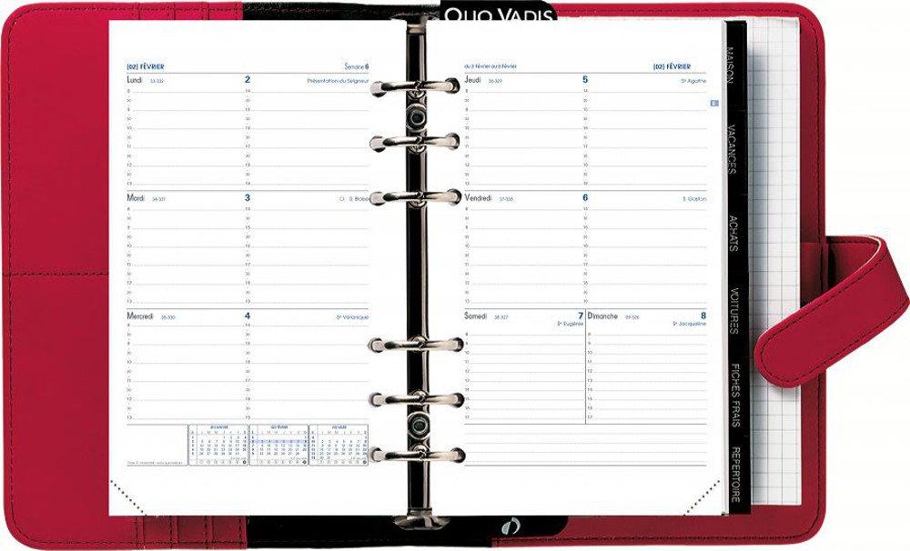 QUO VADIS 937004Q - Recambio de agenda Timer 14 para 2015 ...