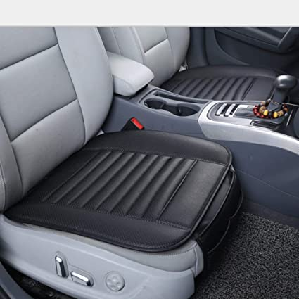 Universal Front Car Seat Breathable Cushion//Protector Pad Driver Mat Covers UK
