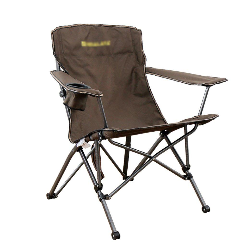 アウトドアチェア 軽量で丈夫なアウトドアシート - キャンプ、フェスティバル、庭園、キャラバン旅行、釣り、ビーチ、バーベキューに最適 B07CGMSDSG
