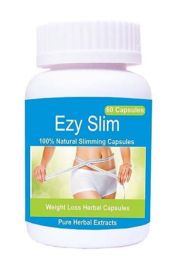 Amazon Com Ezy Slim 60 Capsules Herbals Weight Loss Supplement