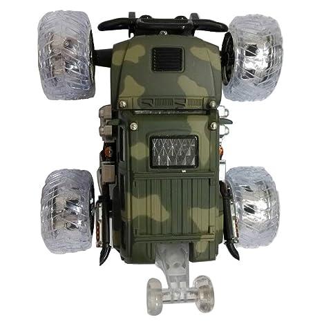 huadifeng juguete RC Stunt mando a distancia de 5 canales Turbo Twister funda coche