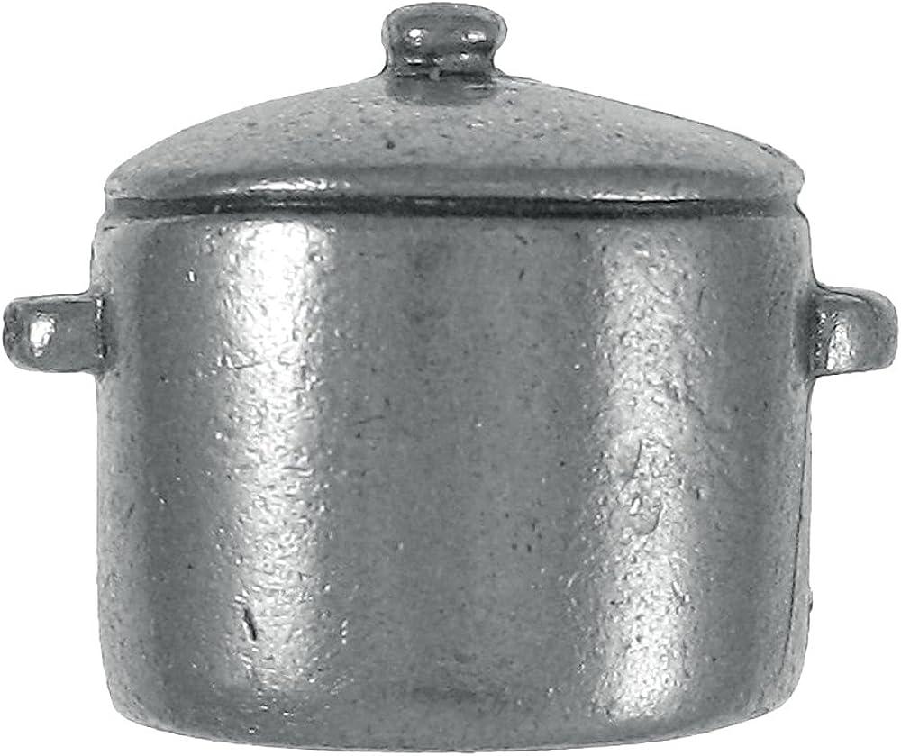 Jim Clift Design Stew Pot Lapel Pin
