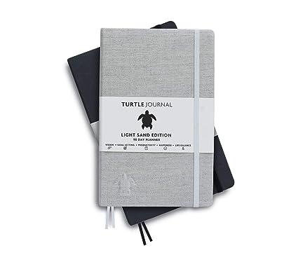 Turtle Journal - Agenda diaria para el día a día (incluye ...