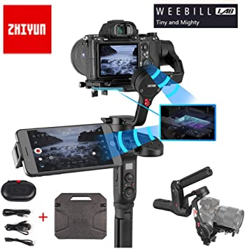 Zhiyun WEEBILL Lab 3-Axis Handheld Gimbal Stabilizer (Not Include ...