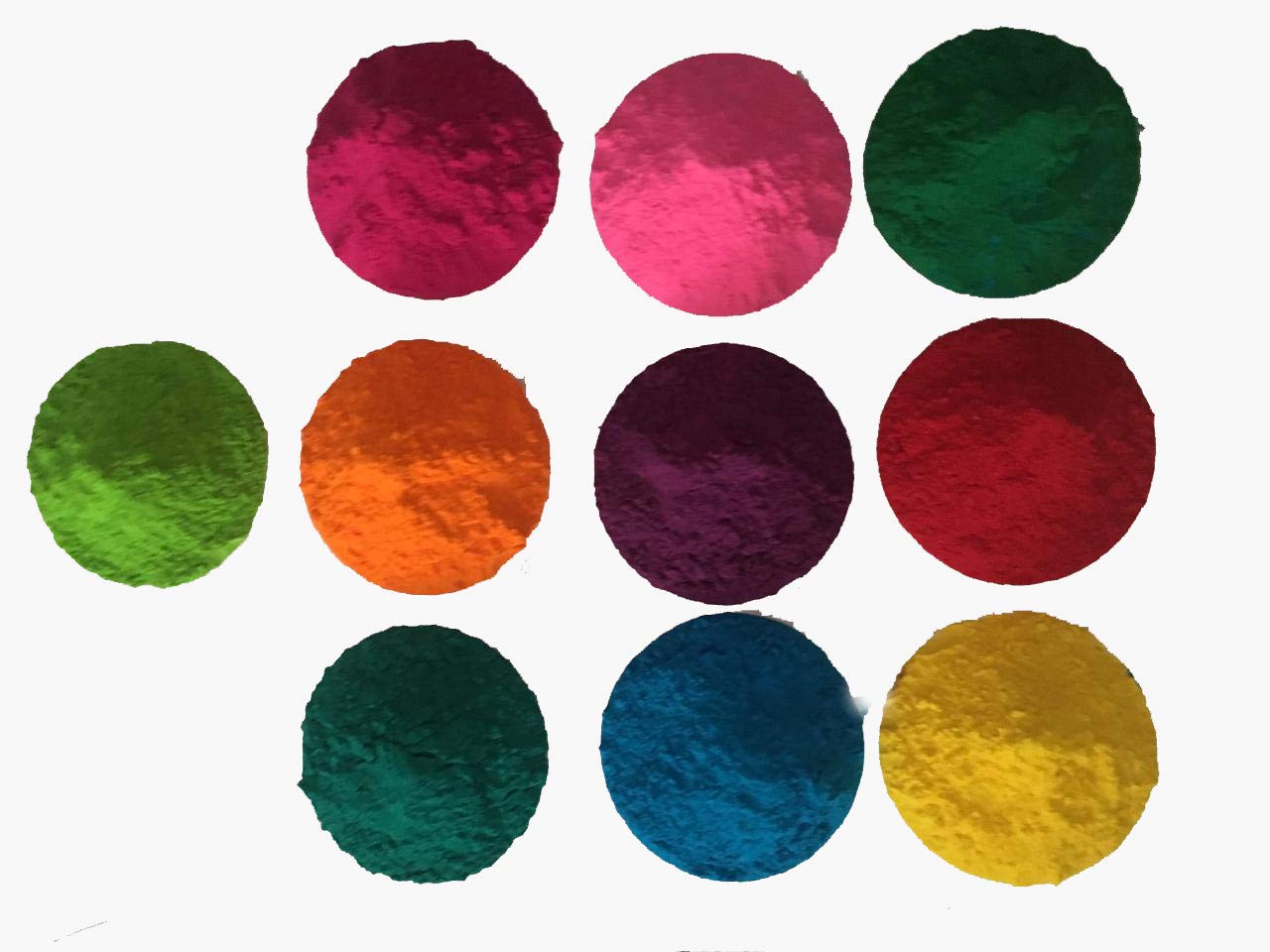 Amazon.com: 10 colores x 50 gramos – CraZeeColors(TM ...