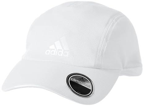 adidas Run Clmco Gorra, Hombre, (Blanco Refsil), OSFL