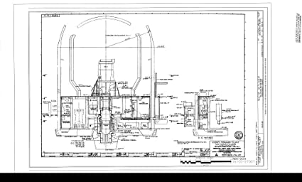 Amazoncom Historic Pictoric Blueprint Diagram Arrangement Primary
