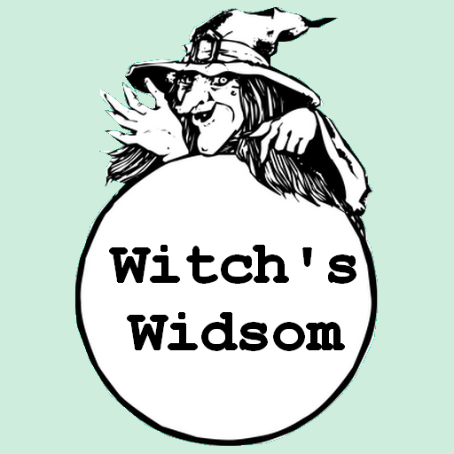 Witches Wisdom (Old English Witch Balls)