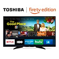 Toshiba 50LF621U19 50-inch 4K Smart LED TV HDR