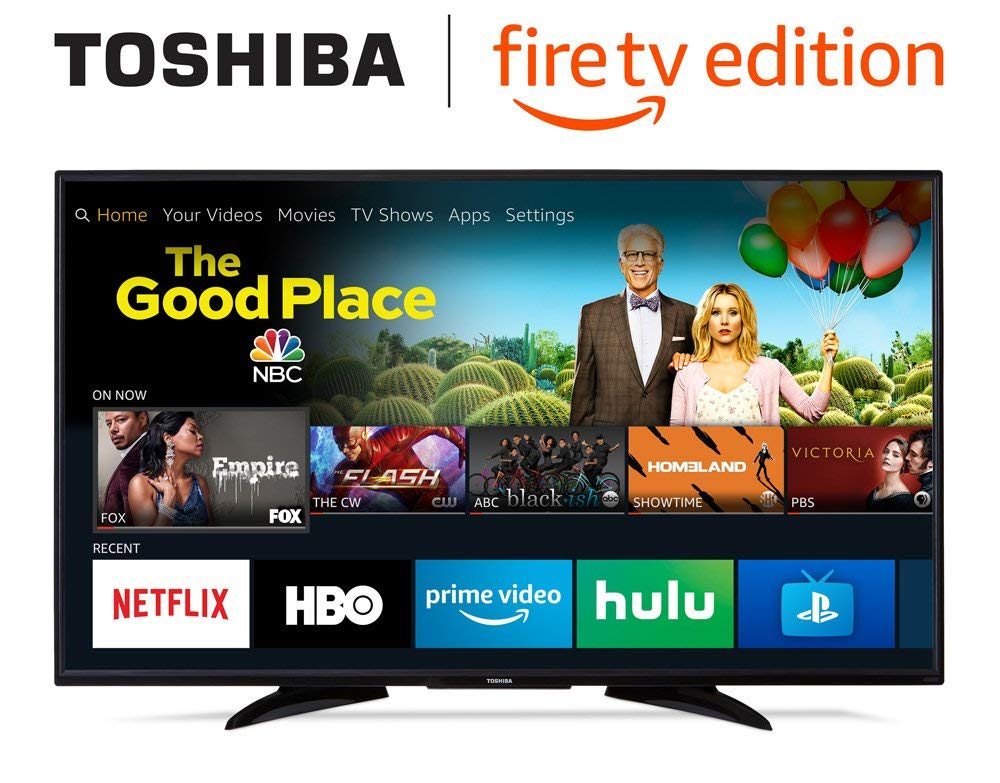 Toshiba Fire TV (50LF621U19) Black Friday Deal 2019