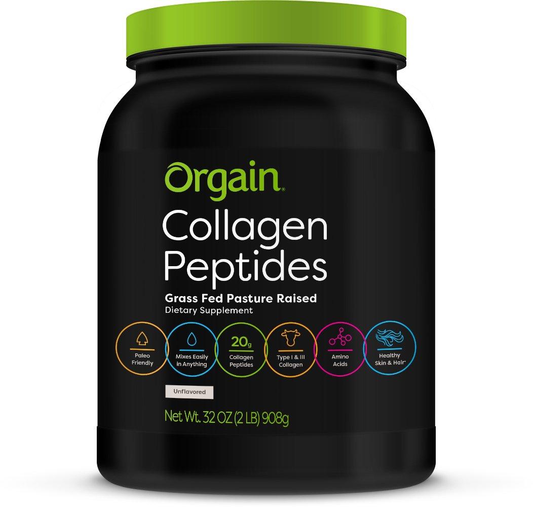 Orgain Collagen Powder, 2 Pound