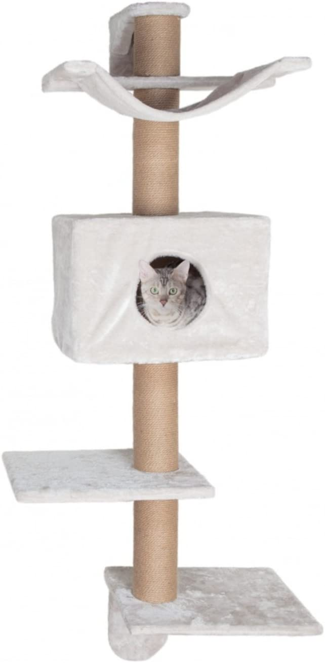 Trixie Pet Products Dayna Scratching Post, Gray