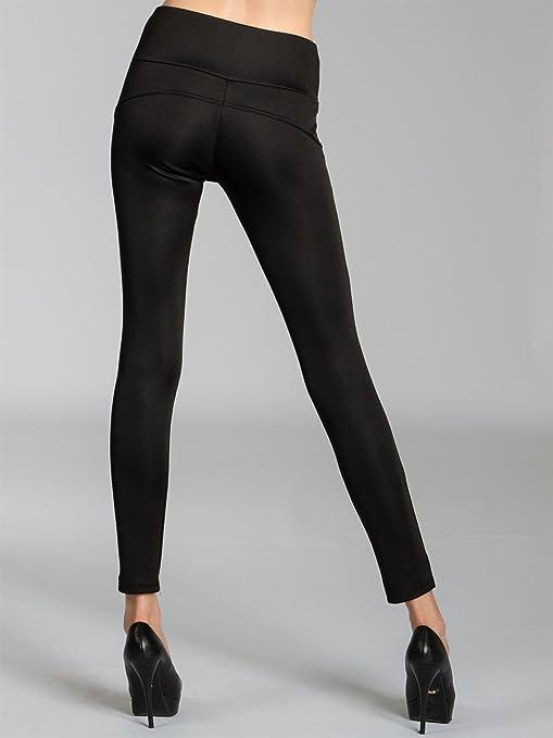 d7416a3dee08 CASPAR HLE020 Damen Stretch Leggings  Amazon.de  Bekleidung