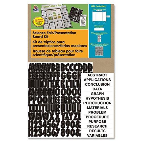 Corrugated Presentation Board (Pacon Corrugated Presentation Board Kit, 48