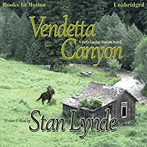 Vendetta Canyon Audiobook