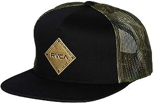 more photos 9b0b6 46ce3 RVCA Men s Finley Trucker Hat