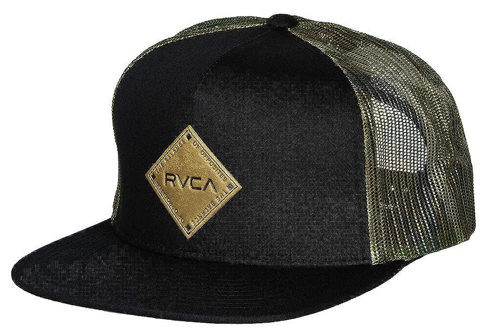 05dbce7394f Amazon.com  RVCA Men s Finley Trucker Hat